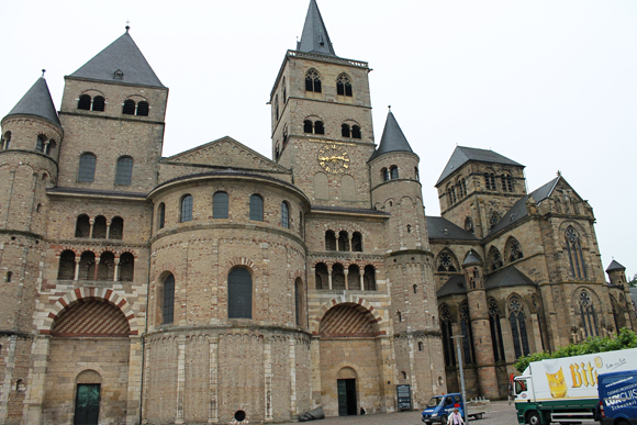 Eurotrip: Part 1 (Reims, Trier and Dinant) (5/6)