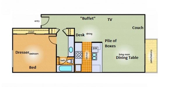 Floor Plan My Friend Staci