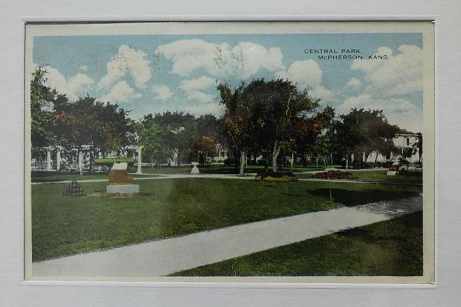 McPherson Postcard