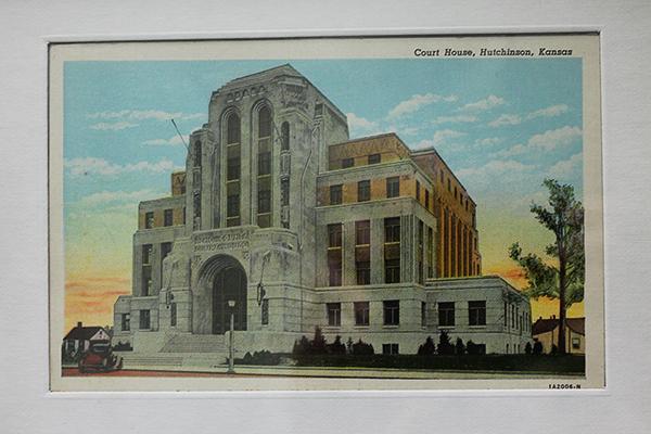 Hutchinson Postcard