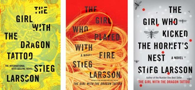 millennium trilogy covers