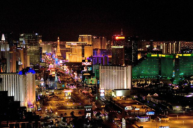 Las Vegas, Wikimedia Commons