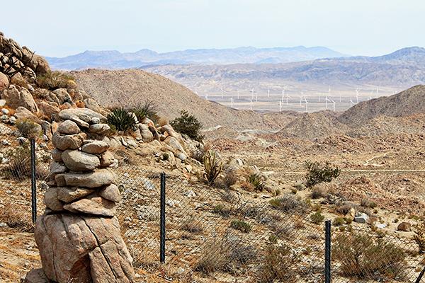 California desert trip