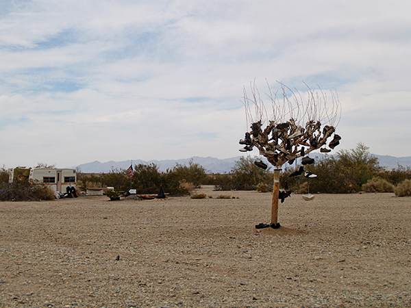 Slab City, Outside Niland, CA