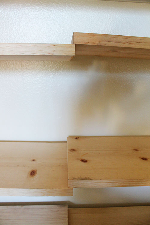 pine shelf how to 3