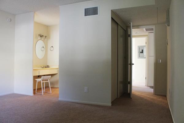 Bedroom, Angle 2