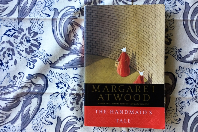The Handmaid's Tale - Margaret Atwood book club response